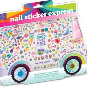 Nail Sticker Express