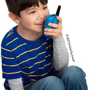 Retevis RT388 2 pcs Kids Walkie Talkies with Flashlight - Sky Blue