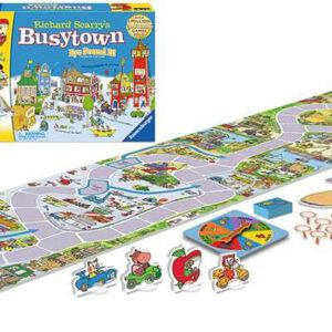 Richard Scarry's Busytown: Eye Found It! Board Game
