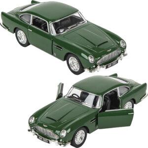 "5"" Diecast Aston Martin Db5"