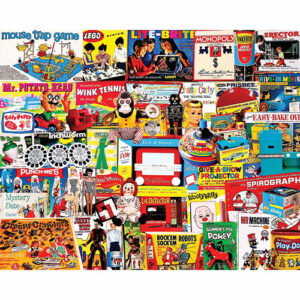 I Had One of Those - 1000 Piece - White Mountain Puzzles