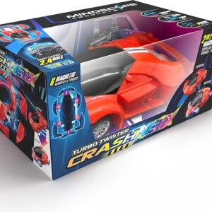 Turbo Twister Crashnetix - Red